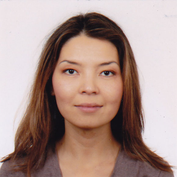 Aisulu Nurgozha, MD, MPH : Kazakh National Medical University