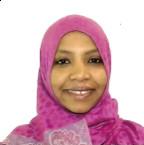 Wafa Mohammed, MBBS : University of Khartoum