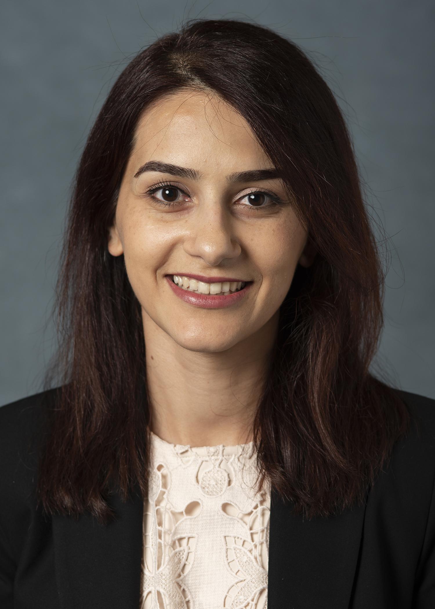 Hannaneh Saadaeijahromi, MD : Tehran University